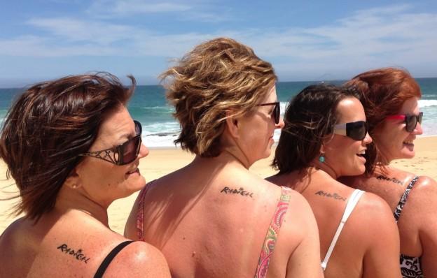 RADiCAL Tattoo Sun